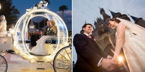 Voici 15 photographies des mariages organisés...