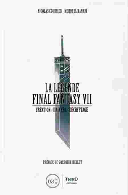 Final Fantasy 7 FFVII livre guide