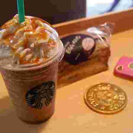 Caramel Coffee Syrup Costa Calories