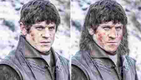 Entertainment Game of Thrones oeuvre George R.R. Martin apparence personnages Ramsay Bolton Iwan Rheon
