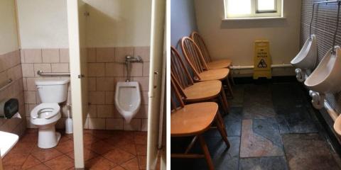 11 toilettes qui ne mettent vraiment pas en c...