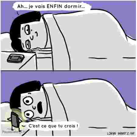 photo drole insomnie