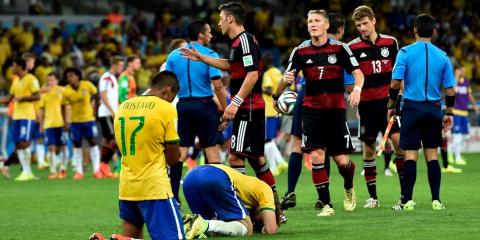 5 des plus grosses raclées lors de la Coupe d...
