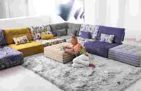 10 idées pour rendre votre intérieur plus cosy grâce à des coussins ...