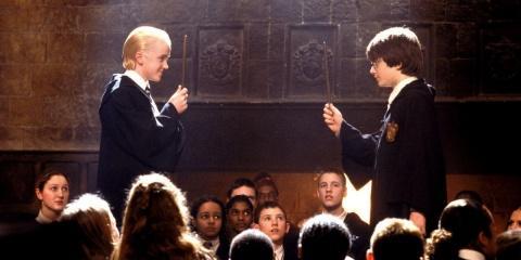 Tom Felton aka Draco Malfoy explique que Harr...