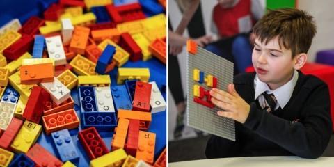 LEGO commercialisera bientôt des briques pour...