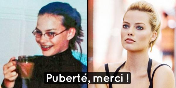 13 célébrités qui prouvent que la puberté c'e...