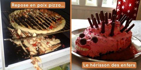 14 catastrophes légendaires en cuisine absolu...