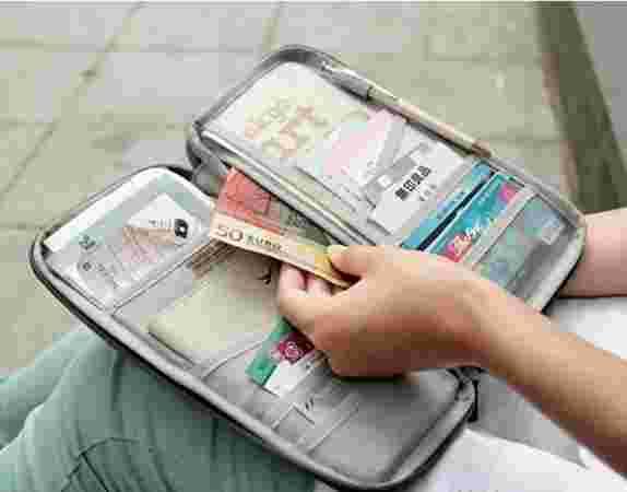 organiser ses papiers de voyage