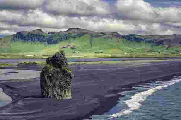 vikings, paysage