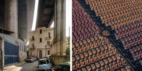 10 photos où l'urbanisation est allée vraimen...