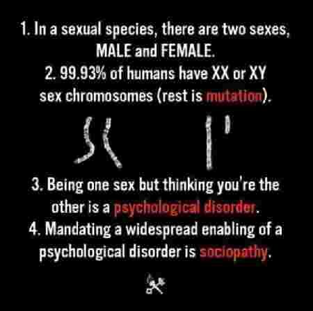 meme transphobe science