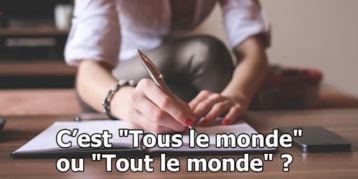 Orthographe : 14 fautes de français vraiment...