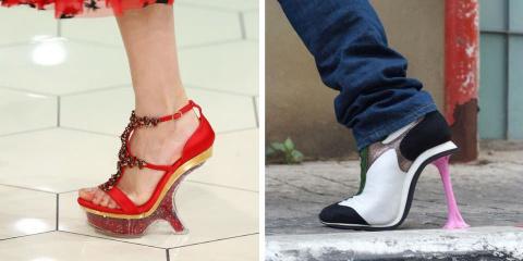11 chaussures de designers toutes plus étrang...