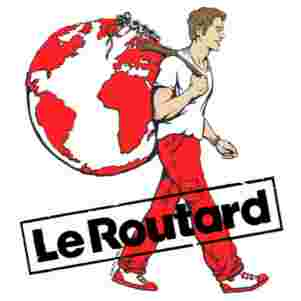 routard, logo