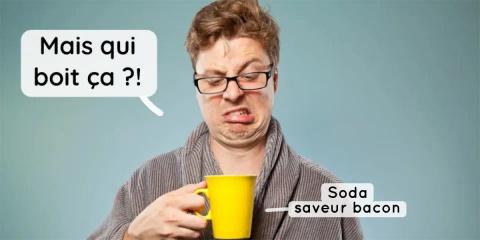 8 sodas aux goûts immondes qui te donneront l...