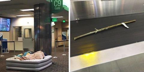 11 aéroports où il se passe des trucs pas net...