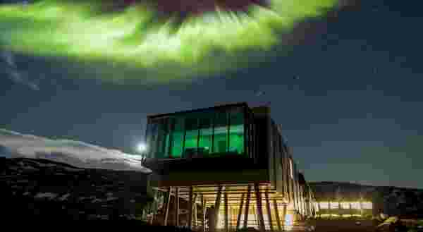 hotel, islande