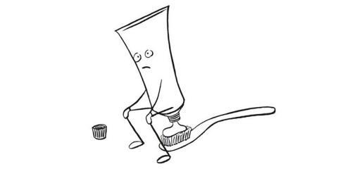 24 illustrations hilarantes avec une chute tr...