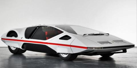 10 des voitures les plus bizarres et stylées...