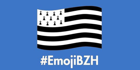 L'emoji drapeau breton débarque sur Twitter e...