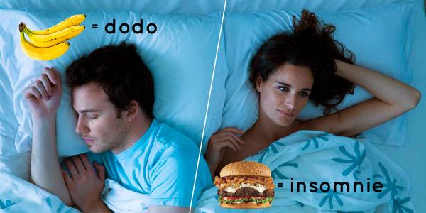 5 aliments à ne pas manger avant de se couche...