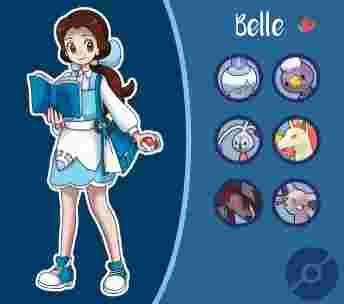 disney, princesse, pokemon, dresseuse, belle