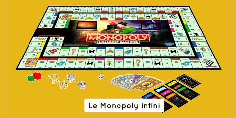 Monopoly crée une version avec un double plat...