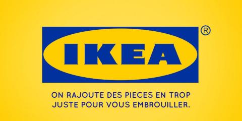 Il détourne les slogans de marques célèbres p...