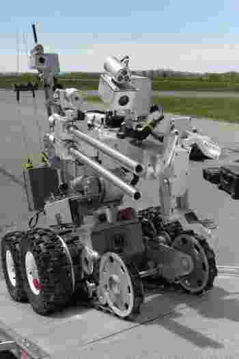 robot tueur