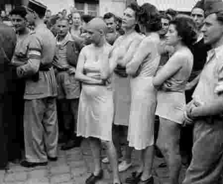femmes prostituées période nazie