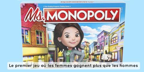 Hasbro lance un Monopoly dénonçant les inégal...
