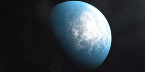 La NASA a découvert une planète dans une zone...