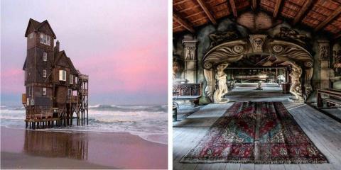 12 lieux abandonnés qui réveilleront ton âme...