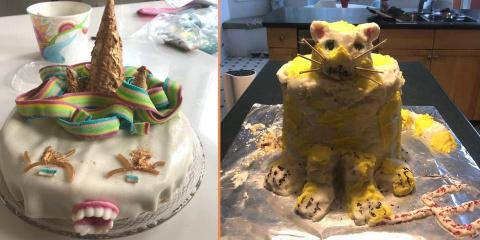 15 gâteaux d'anniversaire qui ont traumatisé...