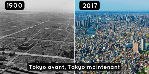 Avant/après : 12 villes totalement transformé...