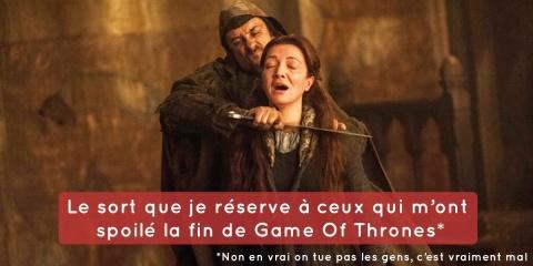 Game of Thrones : 18 réactions Twitter de l'é...