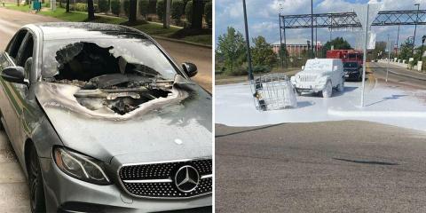 10 conducteurs qui passent une très mauvaise...