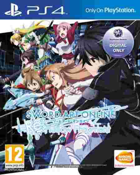 Univers Sword Art Online adaptations Sword Art Online Hollow Fragment jeu-vidéo