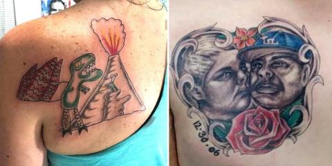 14 tatouages qui transpirent l'échec et resse...
