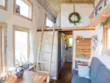 amenagement interieur petite maison good amnagements. Black Bedroom Furniture Sets. Home Design Ideas