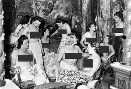 femmes esclaves période nazie