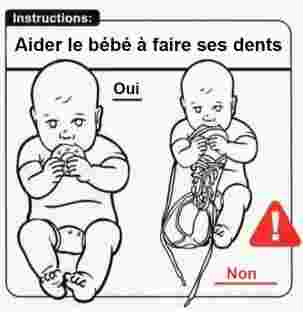 dents, faire, aider